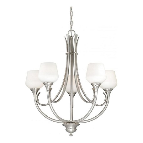 Vaxcel International Grafton 5L Chandelier