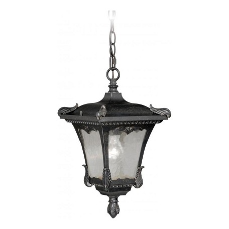 Vaxcel International Castile 8-5/8In. Outdoor Pendant