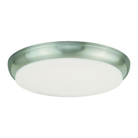 Vaxcel International Apollo 13In. Led Flush Mount