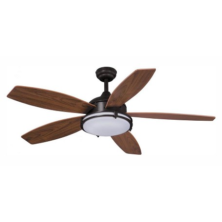 Vaxcel International 52In. Taliesin Ceiling Fan