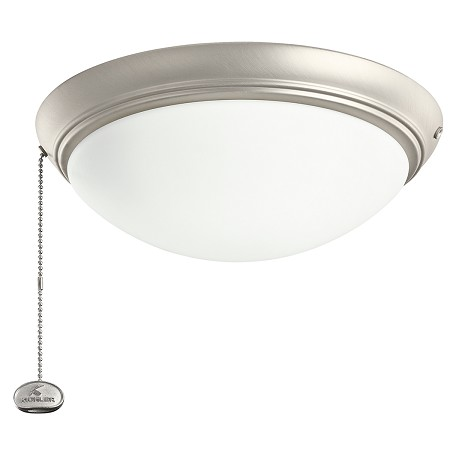 Kichler Low Profile Led Fixture Brushed Nickel 338200ni From Accessory Collection