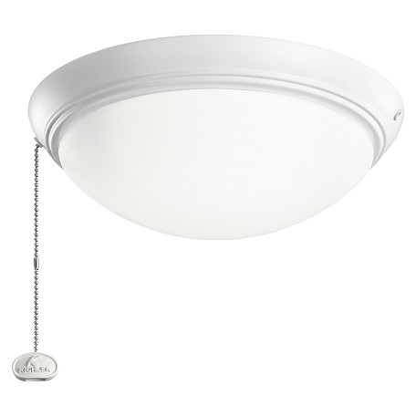 Kichler Low Profile Led Fixture White 338200wh From Accessory Collection
