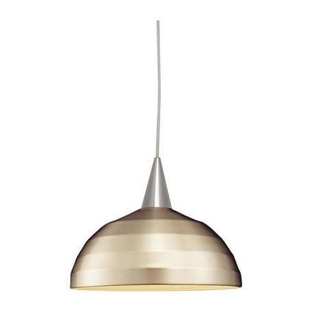 Wac Us Felis A19 Led Lamp H Track Pendant Brushed Nickel Shade
