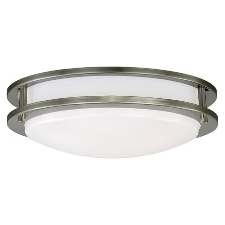 Vaxcel International Horizon 12In. Led Flush Mount Ceiling Light