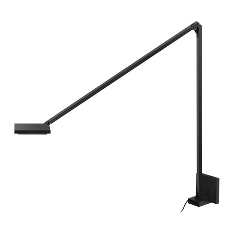 Sonneman Double Arm Led Wall Lamp Black 2052 63 From