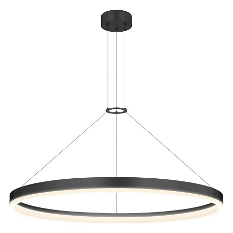 Sonneman 32In. Led Ring Pendant