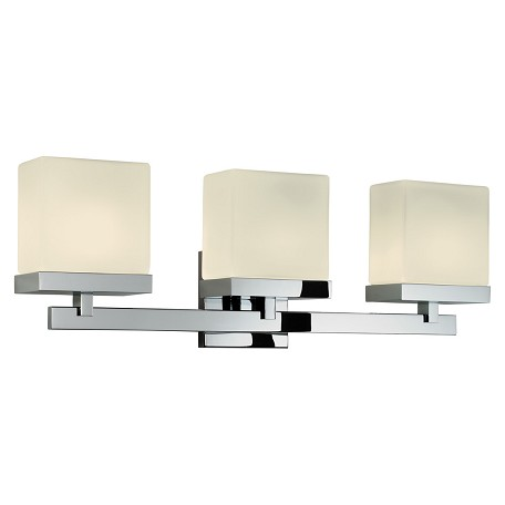 Sonneman 3-Light Bath Bar
