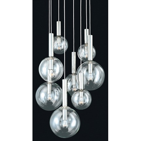 Sonneman 8-Light Pendant