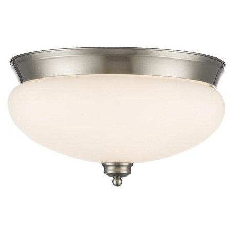 Z-Lite 3 Light Flush Mount