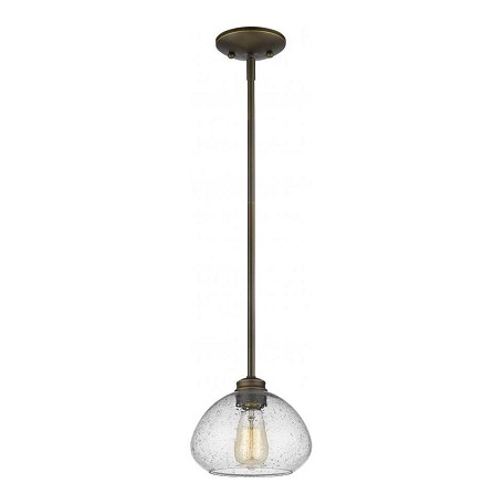 Z-Lite 1 Light Mini Pendant