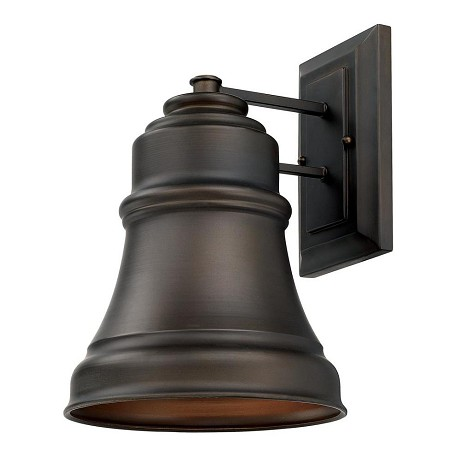 Capital Old Bronze Outdoor 1 Light Outdoor Wall Sconce