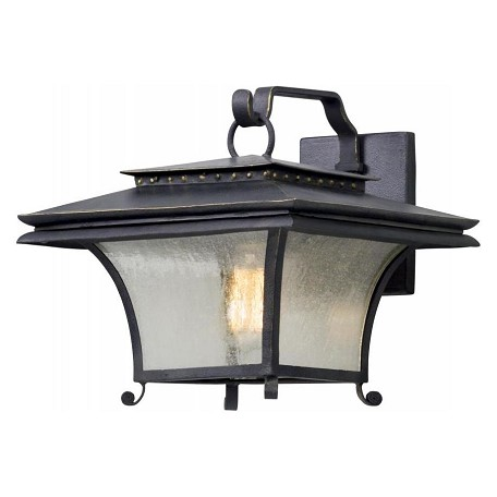 Troy 1Lt Wall Lantern Medium
