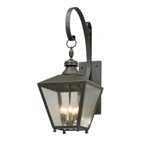 Troy 5Lt Wall Lantern Extra Large