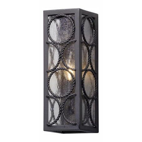 Troy 1Lt Wall Lantern Small