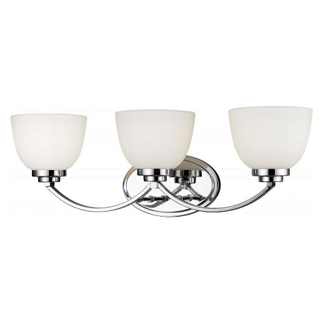 Z-Lite 3 Light Vanity Light