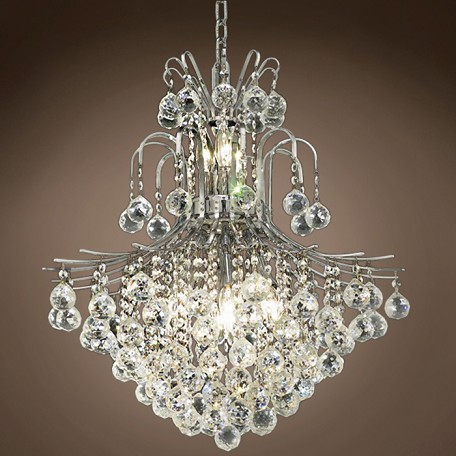"JM Contour Design 11 Light 22"" Chandelier"