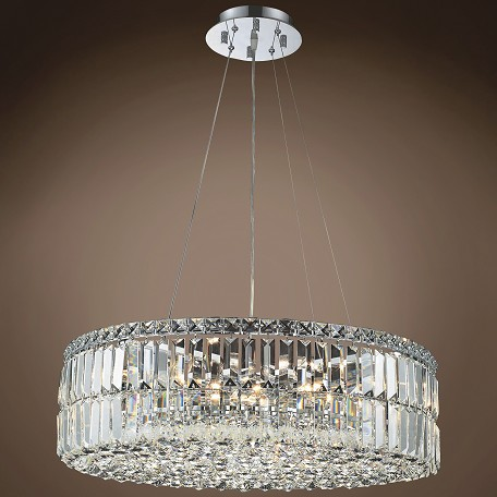 "JM Ibiza Design 12 Light 24"" Chandelier"