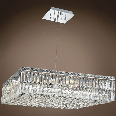 "JM Ibiza Design 12 Light 28"" Chandelier"