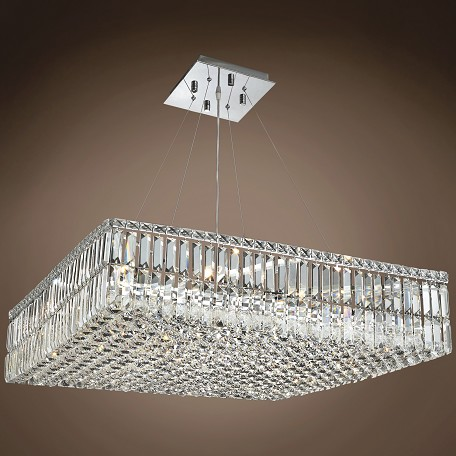 "JM Ibiza Design 12 Light 32"" Chandelier"