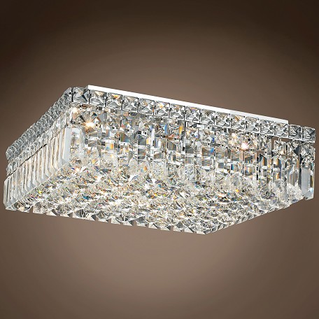 "JM Ibiza Design 6 Light 16"" Flush Mount"