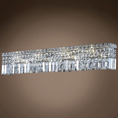 "JM Ibiza Design 8 Light 36"" Wall Sconce"