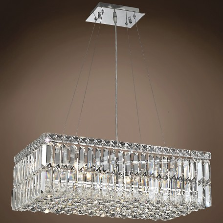 "JM Ibiza Design 6 Light 24"" Chandelier"