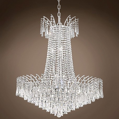 "JM Flamingo Design 16 Light 29"" Chandelier"