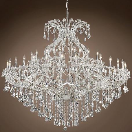 "JM Maria Theresa 49 Light 72"" Chandelier"