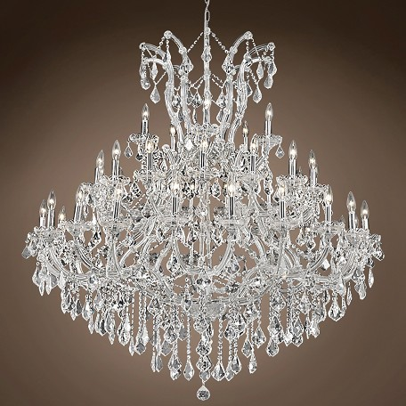 "JM Maria Theresa 41 Light 52"" Chandelier"