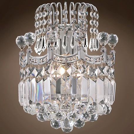 "JM Royal Throne Design 2 Light 12""Wall Sconce"