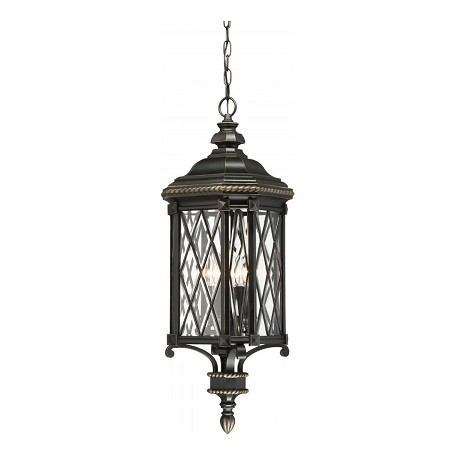 Minka-Lavery Bexley Manor 4 Light Chain Hung