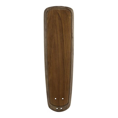 Fanimation 54In. Blade: Buttonwood, Cherry W/Natural Inlay - 5