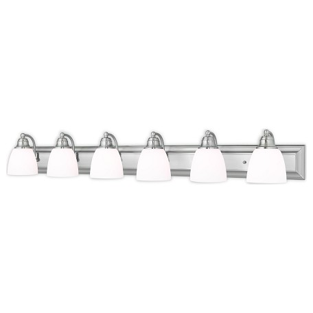 Livex Lighting 6 Light Bath Vanity