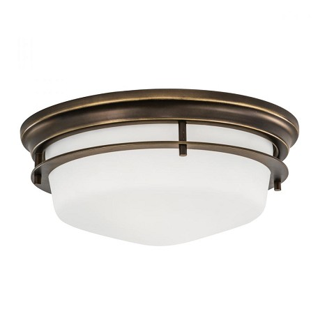 Norwell Galley 12In. Flush Mount