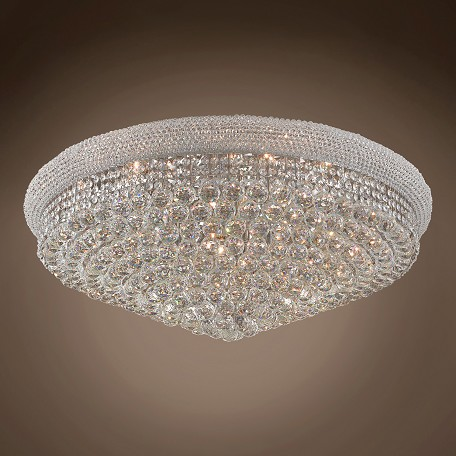 "JM Bagel 20 Light 36"" Flush Mount"