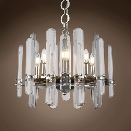 "Paris 8 Light 20"" Chandelier"