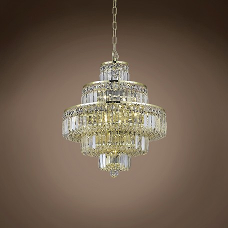 "JM Milan 13 Light 20"" Chandelier"