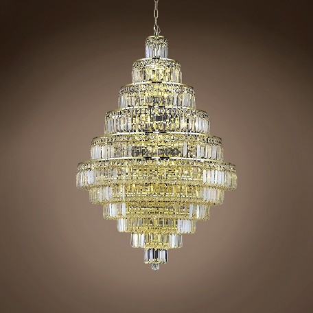 "JM Milan 30 Light 32"" Chandelier"