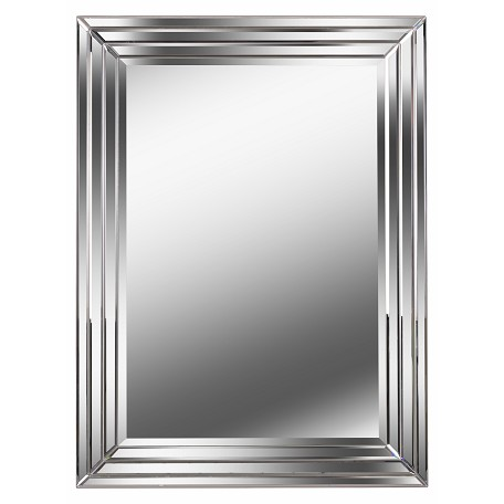 Kenroy Home 60427 Mirror With Beveled Mirror Frame