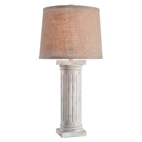 Kenroy Home 32958AWH Table Lamp
