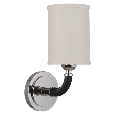 Craftmade 48161-PLN Huxley 1 Light Wall Sconce In Polished Nickel