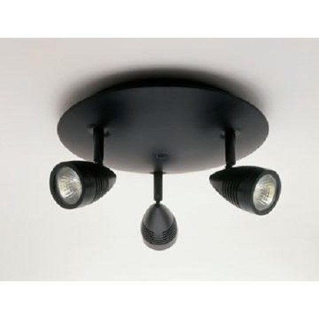 PLC Lighting 3 Light Ceiling Light Nina Collection