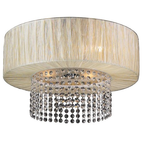 PLC Lighting 4 Light Ceiling Light Pegasus Collection