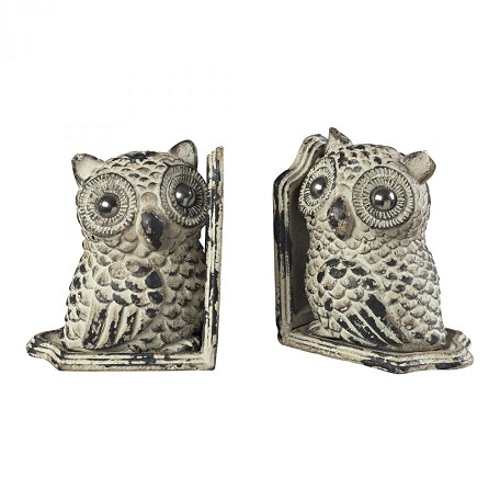 Sterling Industries Owl Book Ends