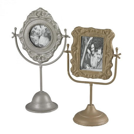 Sterling Industries Set Of 2 Pastel Tone Picture Frames