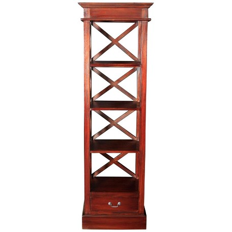 Sterling Industries Galloway Wood Tower Shelves