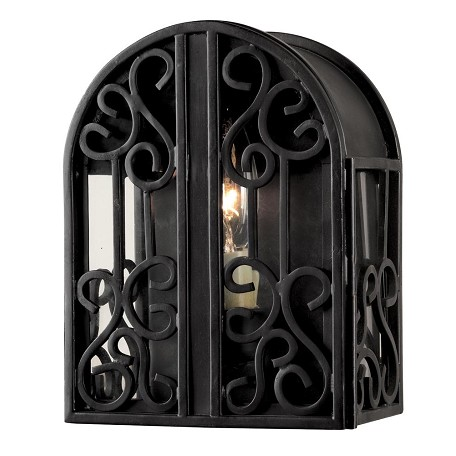 World Imports One Light Outdoor Wall Light