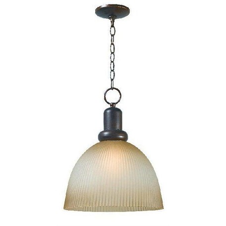 World Imports 1 Lt Glass Pendant, Ar068B