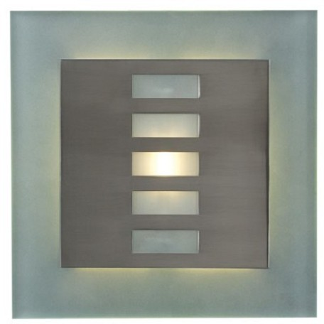 PLC Lighting 1 Light Sconce Soho-Ii Collection