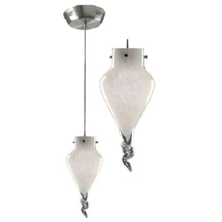 PLC Lighting 1 Light Mini Pendant Icicle Collection